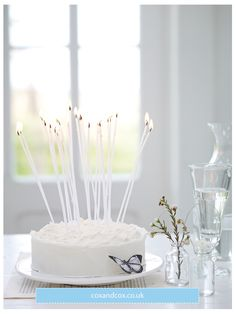 Nice ideas of birthday candles in sweetmama.es. Cool! #candles #birthday