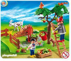Appeloogst van Playmobil