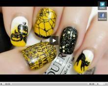 Vidéo: Comment décorer ses ongles pour Halloween? - Femmes d'Aujourd'hui (www.femmesdaujourdhui.be)