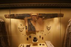 Hermitage.  Moshchevaya Balka.  Half of a silk kaftan. North Caucasus. Adygo-Alanic culture. 8th-9th century.