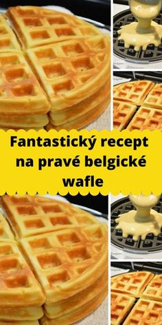 Czech Recipes, Sweet Desserts, Desert Recipes, Ham, Cheesecake, Deserts, Brunch, Food And Drink, Cooking Recipes