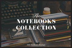 The Notebooks Bundle by Madebyvadim on Creative Market