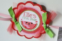 Baby's First Year Photo Banner, Watermelon Summer First Year Monthly Photo Birthday Banner, Months, Baby Shower Gift for Mom to Be Bridal Shower Cakes, Baby Shower Favors, Baby Shower Cakes, Baby Shower Decorations, Baby Shower Gifts, Birthday Games, Birthday Ideas, Birthday Parties, Party Themes