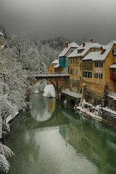 Slovenia--one of our very favorite European countries; would love to go back.  The Slovenian people were so very friendly and helpful.