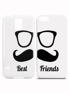 Best Friend Cases, Bff Cases, Friends Phone Case, Art Phone Cases, Iphone Cases, Bffs, Bestfriends, Matching Phone Cases, Bullet Journal Quotes