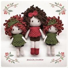Amigurumi Tutorial Cosas A Crochet Knitted Dolls Amigurumi Doll Baby Crafts Crochet Hooks Kids Toys Free Pattern Needlework Crochet Doll Pattern, Crochet Patterns Amigurumi, Amigurumi Doll, Knitted Dolls, Crochet Dolls, Toy Craft, Cute Crochet, Doll Patterns, Crochet Projects