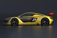 GT-Rの心臓を積む、ルノー スポール R.S.01発表