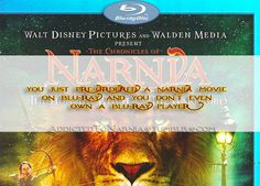 You're Addicted To Narnia If