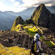 We rounded a wall and there before me was the city laid out in all its splendor shining in the bright sun. It was all I had hoped for.  Traveler review of Machu Picchu named the worlds top landmark in the #TravelersChoice awards. To discover the other winners click on the link in our bio! Hotels-live.com via https://www.instagram.com/p/BFg3M3FkgdA/ #Flickr