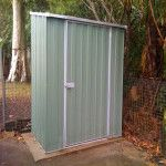 David Carnovale - Spanbilt YardSaver x Shed David, The Incredibles, Outdoor Structures, Sheds, Outdoor Decor, Home, Shed Houses, Shed, Ad Home