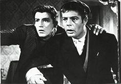 """Il grande cinema di Mario Monicelli: Vittorio Gassman e Marcello Mastroianni ne """"I soliti ignoti"""" del 1958"""