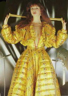 Kate Bush, circa 1978