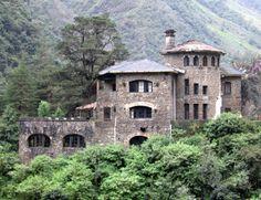 el castillo, chulumani, bolivia -
