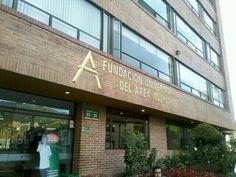 Fundacion Universitaria del Area Andina en Bogotá, Bogotá D.C. Colombia