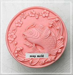 Silicone Soap Mold/ I love this!!!!