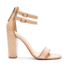 Joe's Jeans Vader Heel (450 BRL) ❤ liked on Polyvore featuring shoes, pumps, heels, high heel pumps, heel pump, high heeled footwear, high heel shoes and high heel court shoes