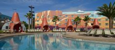 Disney Resort Hotels, Disney's Art Of Animation Resort - Outdoor Pool, Walt Disney World Resort