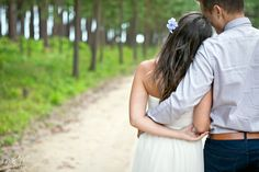 Kelly and Lloyd's Tsitsikamma Forest E-Shoot Engagement Shoots, Couples, Wedding Dresses, Cute, Photography, Beautiful, Fashion, Fotografie, Moda
