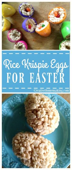 These Rice Krispie e