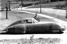 Fageol Supersonic 1939