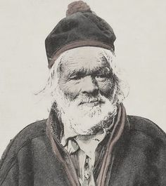 sami nomads | Old Nomad Sami man Finnmark in Norway ca 1890-1920 | Flickr - Photo ...