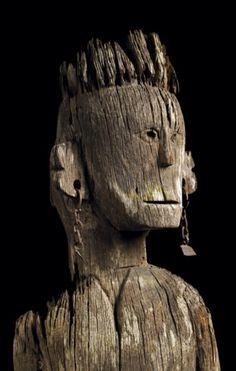 Sapundu Culture : Ngaju Grandes îles de la Sonde (aire) / Kalimantan / Kalimantan Timur (province)
