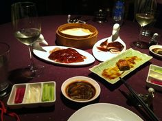 Peking duck, at Duck du Chine in Beijing