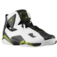 f8732fbc18ee official store air jordan true flight white neon yellow black flag ...