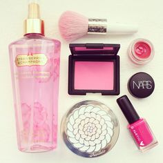 makeup #pink #perfection #beautiful