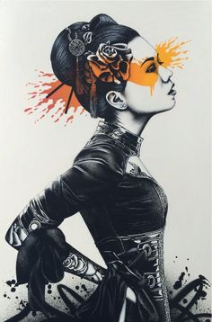 Awesome Street Art of Fin DAC Published by Zara