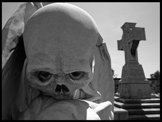 cool grave in Spain- great photo