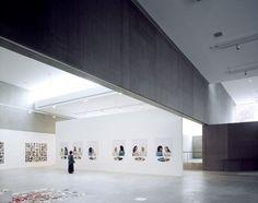 Image result for contemporary museum interior design