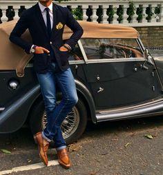 Classy Look Classic Car. - Amazing