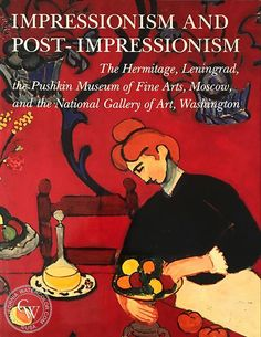 Impressionism and Post-Impressionism, a large hardcover art book – California Watercolor Modern Words, Soviet Art, California Art, National Gallery Of Art, Post Impressionism, Impressionist Paintings, Museum Of Fine Arts, French Art, American Art