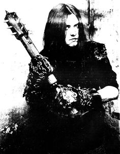 Burzum / Varg Vikernes - true norwegian black metal