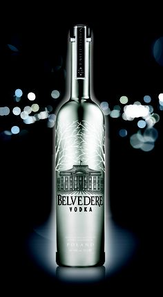 Silver Belvedere - Vodka