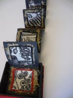 Artists Books - Sandra Pearce