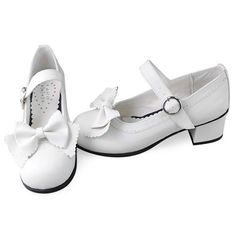 Cute White 45MM Heel Ankle-High Round-Toe Lolita Shoes,Women US10 Lolita Shoes http://www.amazon.com/dp/B00BOPC7BA/ref=cm_sw_r_pi_dp_ttNYvb1PF3GGP