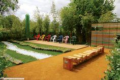 Festival Internacional de Jardins de Ponte de Lima - 2007.