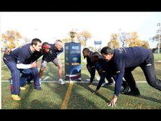 DHL's Rugby vs. the World Challenge i Futbol amerykański