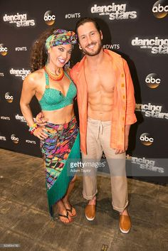 DWTS - 'Episode 2208' - The remaining six couples will take the competition to the next level as 'Judges Team Up Challenge' comes to 'Dancing with the Stars,' live, MONDAY, MAY 9 (8:00-10:01 p.m. EDT) on the ABC Television Network. Ginger Zee and Val Chmerkovskiy