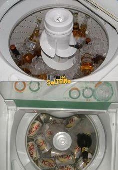 Você tem o melhor Cooler pra Cerveja e não sabia! | SOS Solteiros