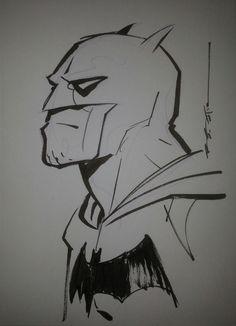 Batman by Brian Stelfreeze *