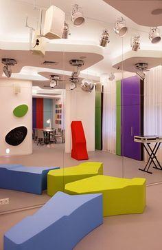 Pampa Green/ Kindergarten, Barvikha, 2010 - VOX Architects , Nefa Research
