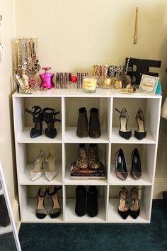 A Love Affair With Fashion : Getting Organized