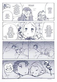 The Troubles of Being Betty's Battery H Anime, Anime Comics, Anime Art, Beatrice Re Zero, Anime Crossover, Short Comics, Cute Family, Good Jokes, Kawaii Anime Girl