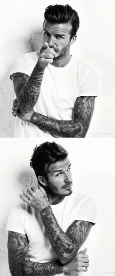 david beckham is, without a doubt, the hottest man alive. that's all | The Caleigh Diaries