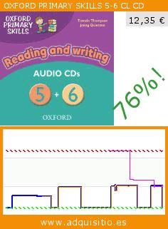 OXFORD PRIMARY SKILLS 5-6 CL CD (CD de audio). Baja 76%! Precio actual 12,35 €, el precio anterior fue de 51,72 €. http://www.adquisitio.es/oxford-university-press/oxford-primary-skills-56