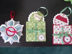 I love crafting!  I am sharing some things I make..Some are cased, some originals.