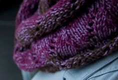 Bittersweet Cowl - Free Knitting Pattern